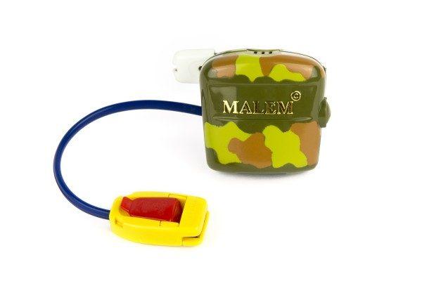 MO3 Camouflage Malem Wearable 8-Tone Alarm