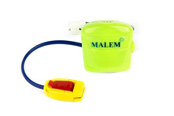 MO3 Green Malem Wearable Single Tone Alarm