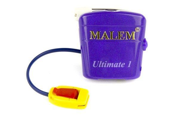 MO4 Purple Malem Single Tone Bedwetting Alarm