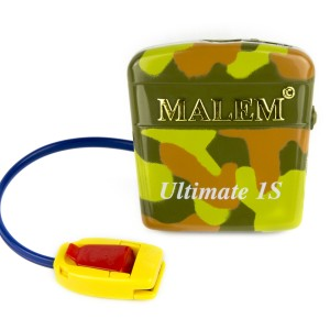 MO4S Camouflage Malem Wearable Bedwetting Alarm