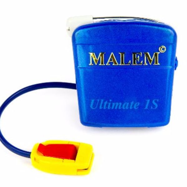 MO4S Royal Blue Malem Wearable Bedwetting Alarm